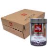 Illy Zwart / Intenso (donkere branding) gemalen koffie VPE
