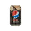 Pepsi Max Vanilla 330 ml. / tray 24 blikken
