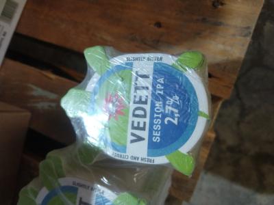 Vedett Session IPA bierviltjes 100 stuks