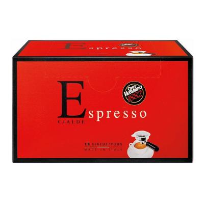 Caffè Vergnano ESE serving pods 'Espresso' 18 stuks