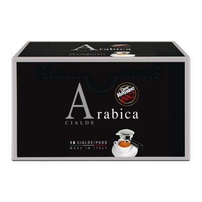 Caffè Vergnano ESE serving pods 'Arabica' 18 stuks