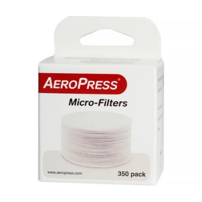 Aeropress® microfilters - 350 stuks