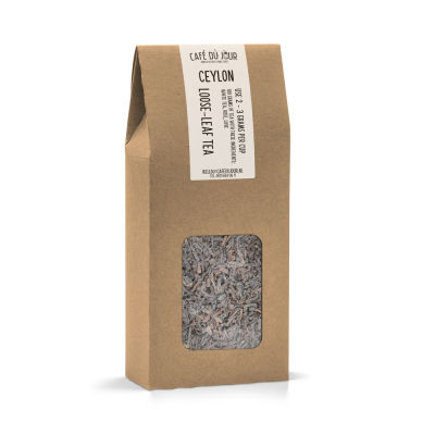 Ceylon - zwarte thee 100 gram - Café du Jour losse thee