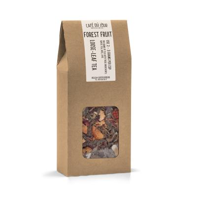 Forest Fruit - Pu-Erh thee 100 gram - Café du Jour losse thee