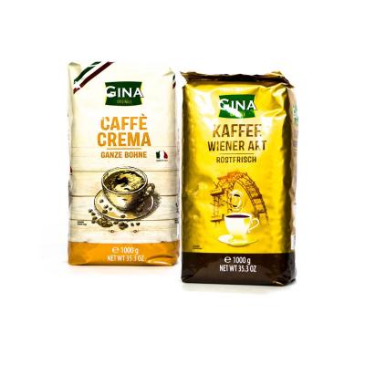 Gina proefpakket koffiebonen 2 x 1 kilo