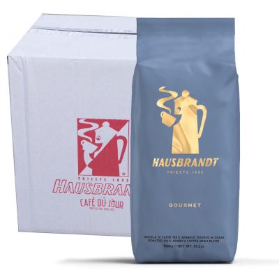 Caffè Hausbrandt Gourmet koffiebonen 6 x 1 kilo