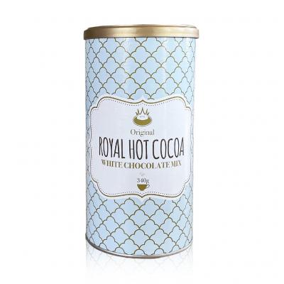 Chocolademelk mix Witte Chocolade