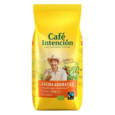 Café Intención Crema Aromatico (voorheen Caffé Crema) koffiebonen 1 kilo