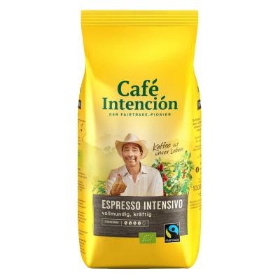 Café Intención Intensivo (voorheen Espresso) koffiebonen 1 kilo