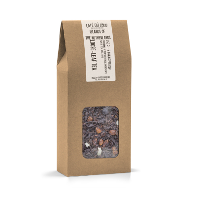 Islands of the Netherlands - zwarte thee 100 gram - Café du Jour losse thee