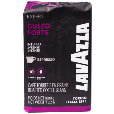 Lavazza Expert Gusto Forte 1 kilo koffiebonen