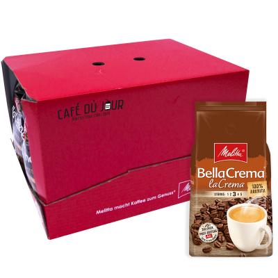 Melitta BellaCrema La Crema koffiebonen 8 x 1 kilo