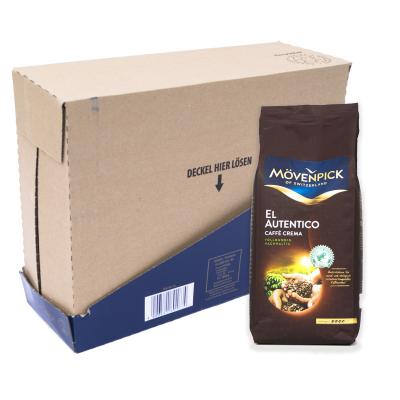 Mövenpick El Autentico koffiebonen 4 x 1 kilo