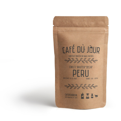 Café du Jour Swiss Water® Decaf Peru
