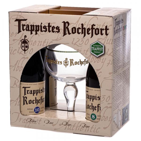 Trappistes Rochefort Geschenkverpakking bierpakket