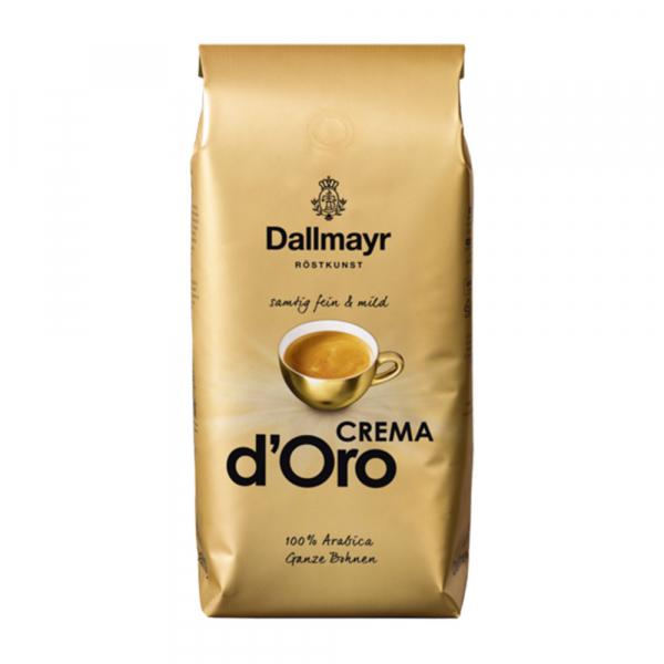 Dallmayr Crema d'Oro mild & fijn 1 kilo koffiebonen