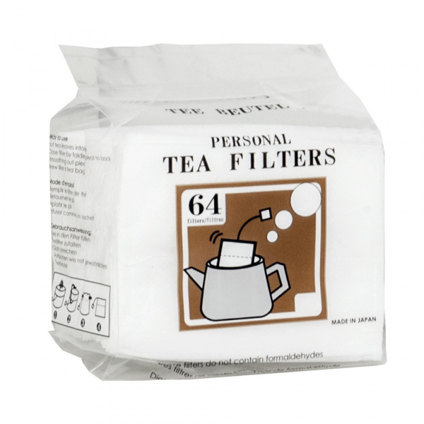 Thee filter met touwtje pak 64st