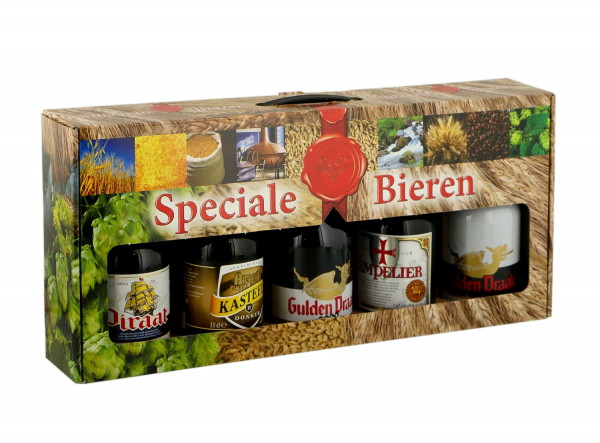 Speciale Bieren geschenkverpakking bierpakket
