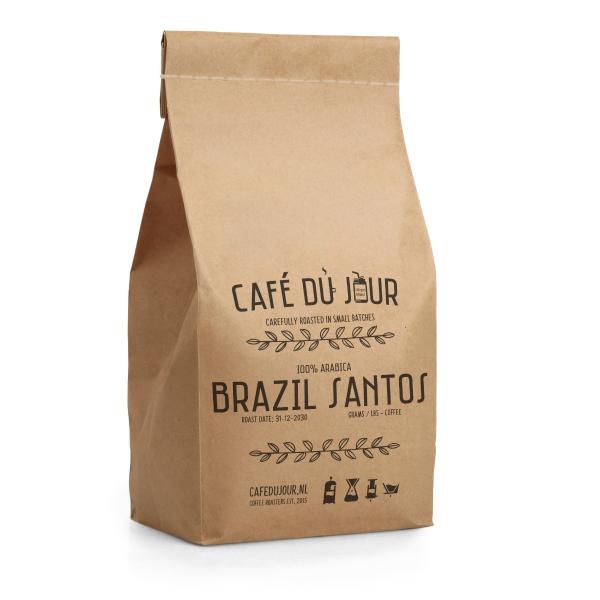 Café du Jour Brazil Santos Koffie