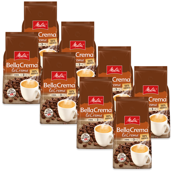Melitta BellaCrema La Crema 8 kg koffiebonen