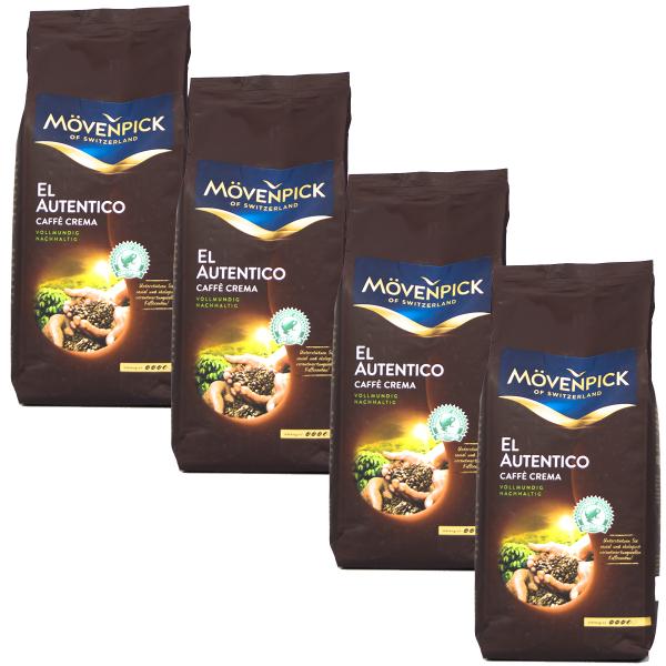 Mövenpick El Autentico 4 kg koffiebonen