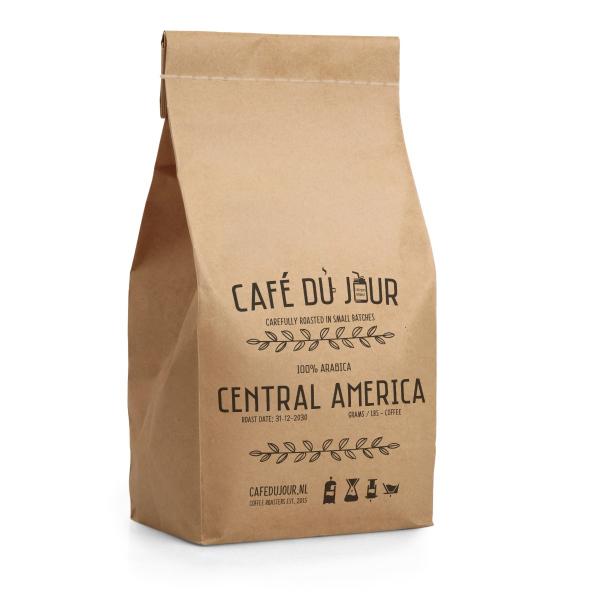 Café du Jour Centraal Amerika Blend Koffie