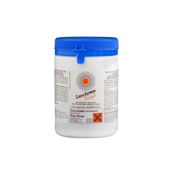 Clean Express reinigingstabletten 2,5 gram x 60 stuks