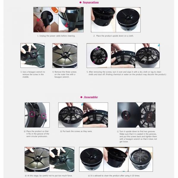 Gene Café CBR101 koffiebrander inclusief CBC101 koeler