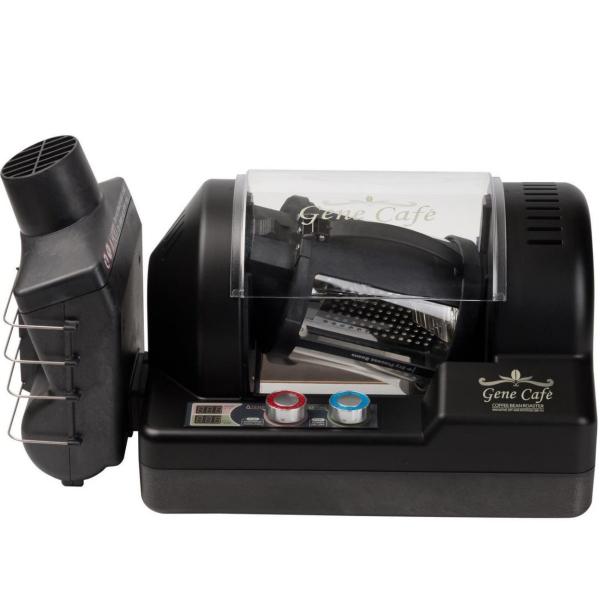 Gene Café CBR101 koffiebrander (zwart) professional starterspack incl. cooler