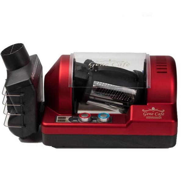 Gene Café CBR101 koffiebrander (rood) starterspack