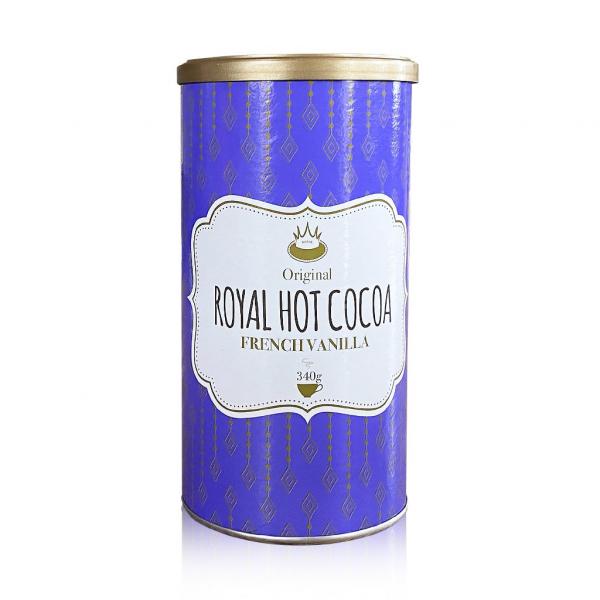 Hot Cacao met Franse Vanille