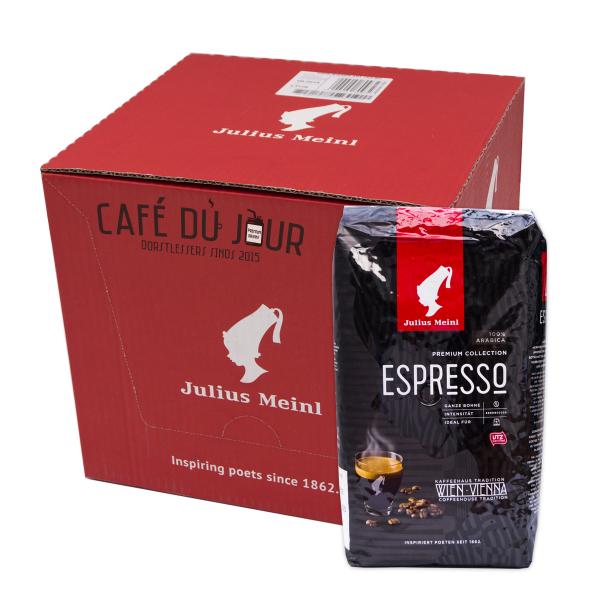 Julius Meinl Espresso Premium Collection  6 kg koffiebonen