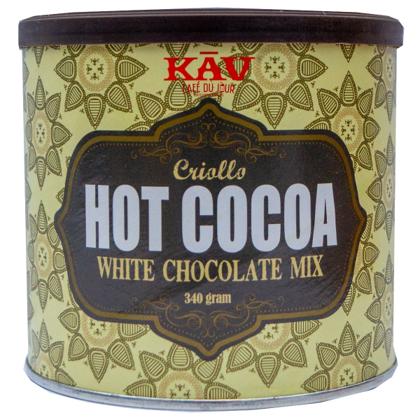 Hot Cacao White Chocolate Mix