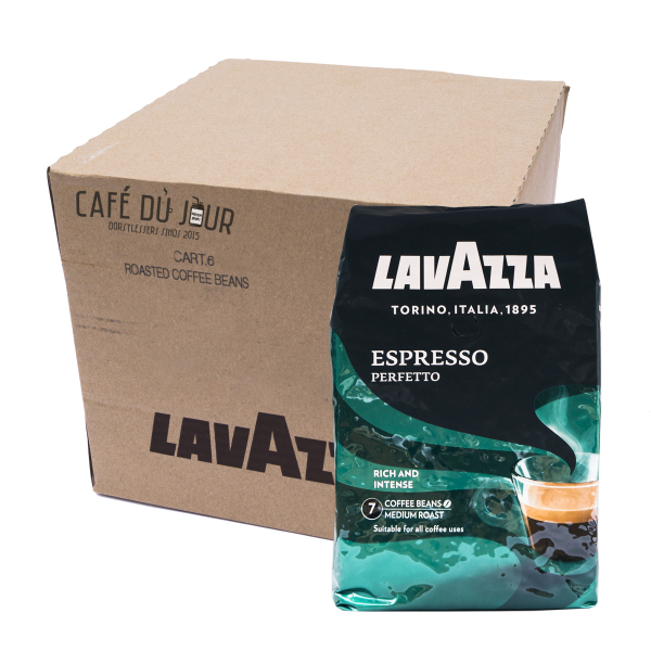 Lavazza Espresso Perfetto 6 kg koffiebonen