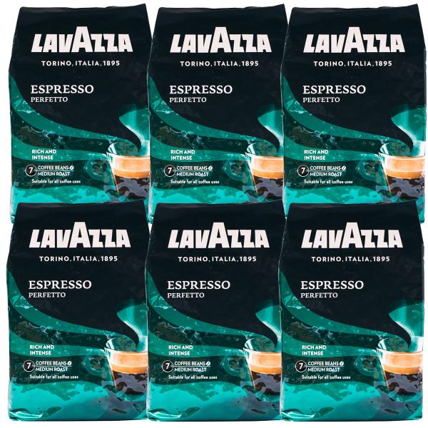 Lavazza Espresso Perfetto 6 pakken