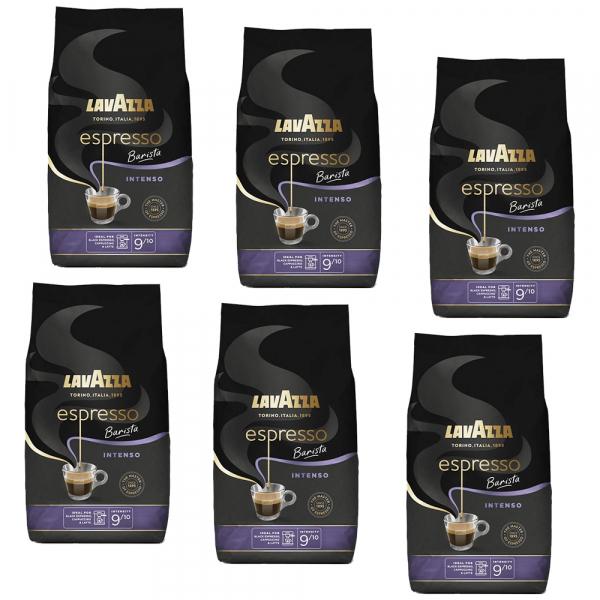 Lavazza Espresso Barista Intenso 6 kilo voordeeldoos