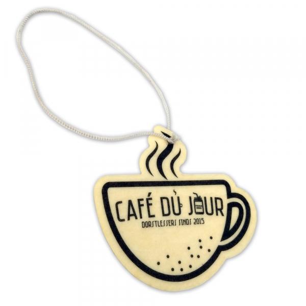 Luchtverfrisser Koffie & Vanille van Café du Jour