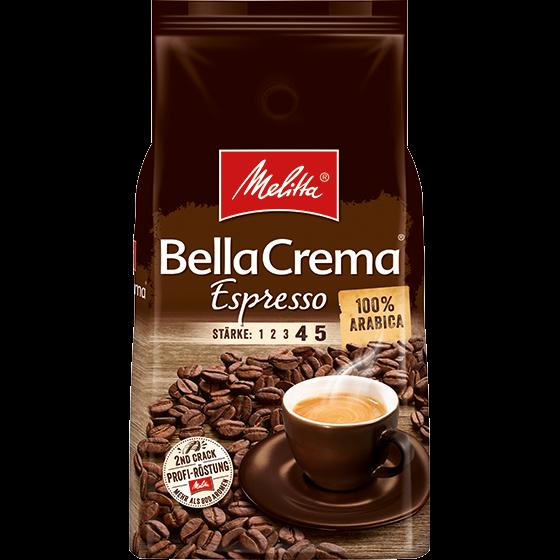 Melitta BellaCrema Espresso 1 kilo koffiebonen