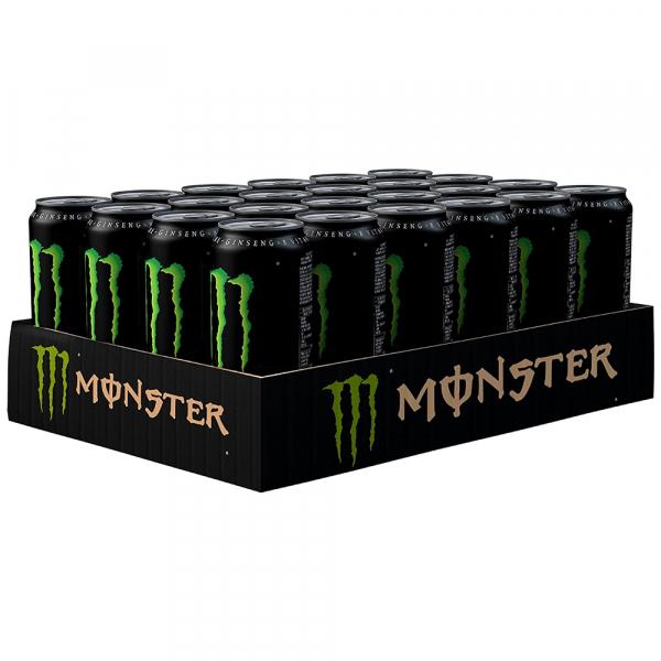 Monster Energy 500 ml. / tray 24 blikken