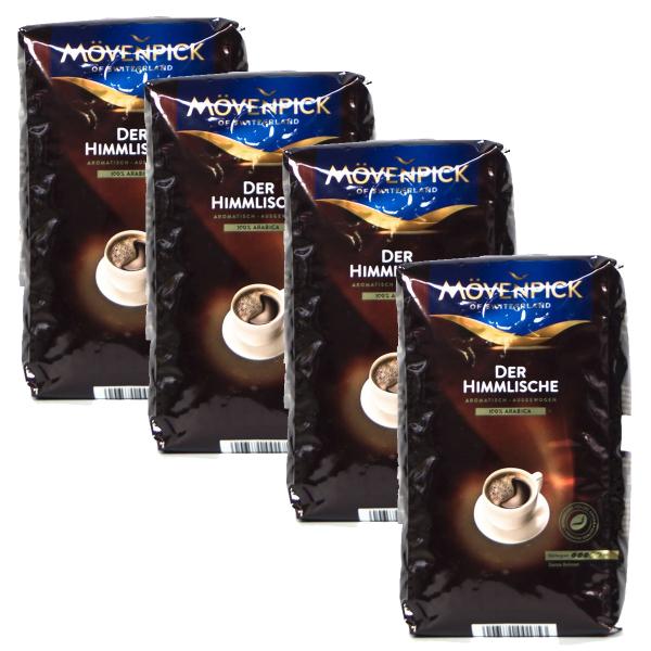 Mövenpick Der Himmlische 2 kg koffiebonen (4 x 500gr)