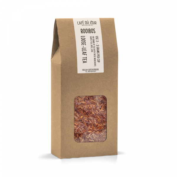 Pure Rooibos - cafeïnevrije verse thee