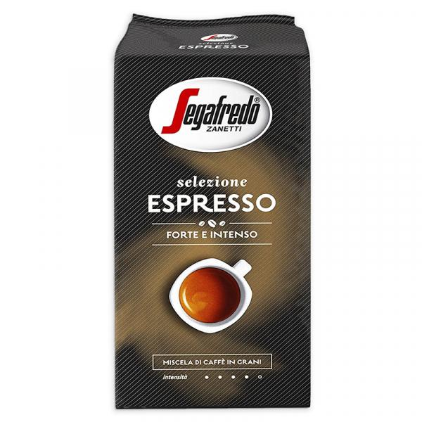Segafredo Selezione Espresso koffiebonen bij Café du jour