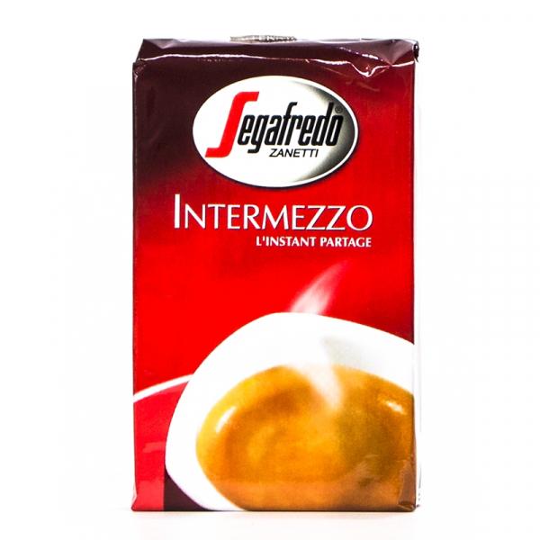 Segafredo Intermezzo 250 gram gemalen koffie