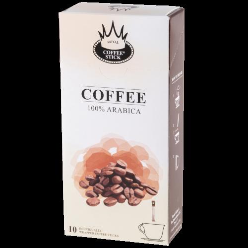 Royal T-Stick Coffee: 100% arabica koffiesticks (10 stuks)