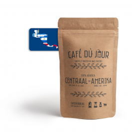 Café du Jour 100% arabica Centraal-Amerika