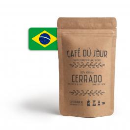 Café du Jour 100% arabica specialiteit Cerrado