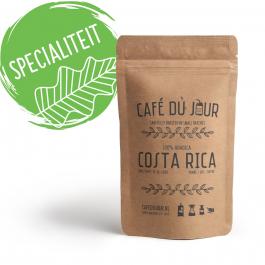 Café du Jour 100% arabica specialiteit Costa Rica