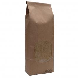 Groene gemalen koffie