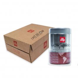 illy - koffiebonen - Voordeeldoos Arabica Selection Guatemala - 6 x 250 gram