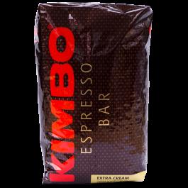 Kimbo Espresso Bar Extra Cream koffiebonen 1 kilo